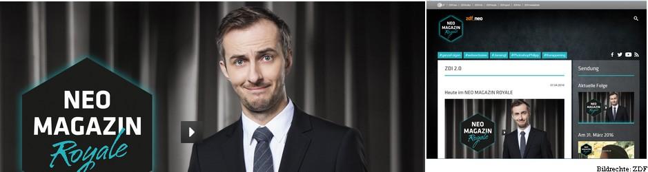 Böhmermann - Strafe nach Schmähkritik Gedicht im ZDF?