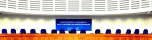 EGMR Gericht in Straßburg - Urteil zur Meinungsfreiheit