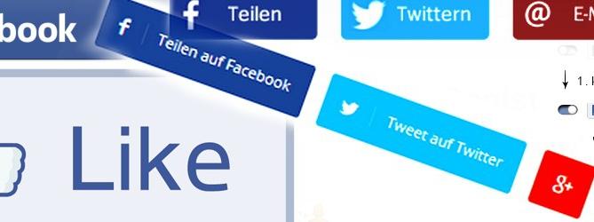 Facebook Like-Button und der Datenschutz