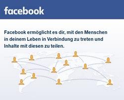 Was auf Facebook steht ...