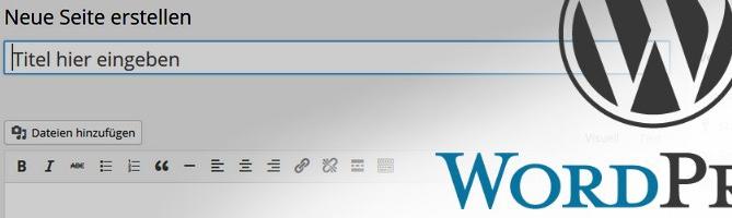 SEO Tipps und Wordpress Plugins