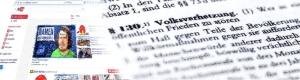 Youtube-Blogger - Volksverhetzung und Beleidigung trotz Kunstfreiheit